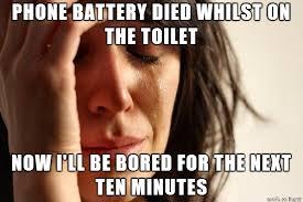Battery Meme - phone battery died meme on imgur
