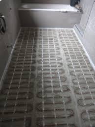 fußbodenheizung badezimmer elektrische fußbodenheizung für das bad fliesen fieber