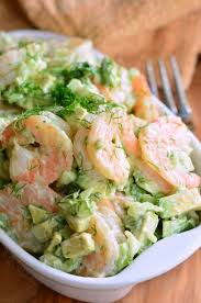 cold salads for thanksgiving the best avocado cold shrimp salad will cook for smiles