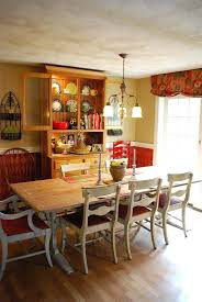 country style dining rooms country dining room with wood