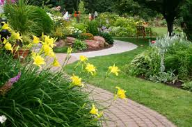 Walkway Garden Ideas Walkway Ideas To Create Exquisite Curb Appeal