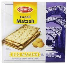 osem matzah osem passover israeli egg matzah 10 5oz