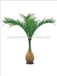 artificial design high quality winebottle coconut tree