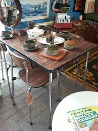 vintage dining room tables kitchen awesome vintage dining room sets vintage dinette sets