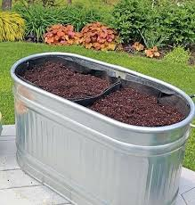 Garden Containers Large - large metal garden planters u2013 exhort me