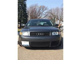 2003 audi b6 a4 w b5 2 7t manual swap no longer available