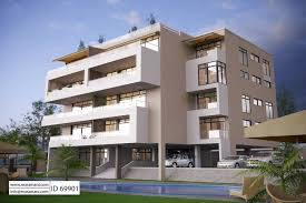 6 story apartment design id 69901 house designs by maramani