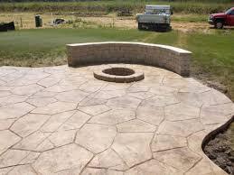 Sted Concrete Patio Design Ideas Sted Concrete Porch Ideas