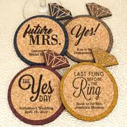coaster favors wedding coasters coaster wedding favors
