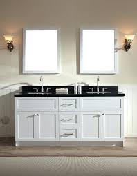 72 Inch Double Sink Bathroom Vanities Appealing White Double Sink Bathroom Vanity Cabinets Vanity In