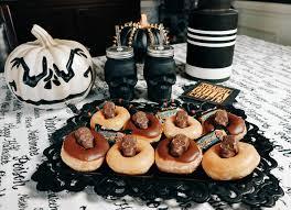 no bake halloween breakfast