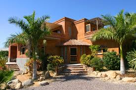 Color Houses by Mexican Houses Style Color House Style Design Special