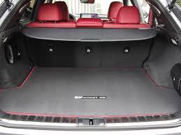 lexus rx 350 cargo space 2016 凌志lexus rx 350 f sport canadian auto review