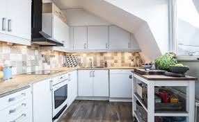 attic kitchen ideas the loft chronicles a black and white loft to die for adorable home