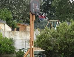 petit panier de basket pour chambre poteau réglable pour panier de basket