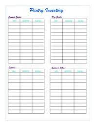 Kitchen Inventory Spreadsheet Kitchen Inventory Sheets Food Inventory Spreadsheet From O Dell