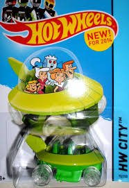 the jetsons amazon com wheels 2014 the jetsons capsule car 90 250 toys