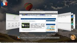 environnement bureau linux linux mint 18 bureau cinnamon 3 page 3 linux rouen