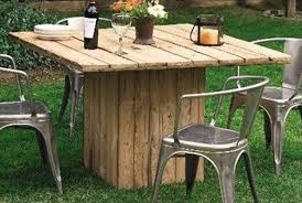 Pallet Patio Ideas 13 Perfect Wooden Pallet Dining Table Ideas Pallet Wood Projects