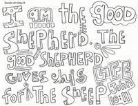 jesus the good shepherd coloring pages 41 best i am the good shepherd images on pinterest sunday