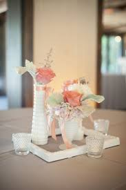 444 best milk glass centerpieces images on glass