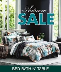 bed bath n u0027 table autumn sale by bed bath n u0027 table issuu