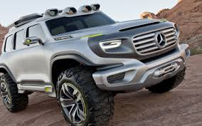 jeep concept cars g class environmentally friendly suv future vehicle mercedes benz