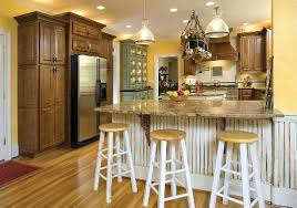 bar stool farmhouse kitchen simple solutions country style bar