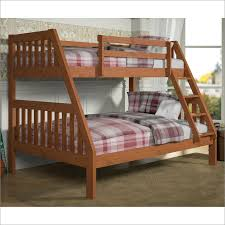 Twin Over Full Mission Bunk Bed In Cinnamon By Donco CN - Donco bunk beds