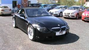 2005 bmw 6 series problems 2004 bmw 645ci with custom exhaust and 22 inch rims