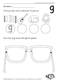 letter g phonics activities and printable teaching resources