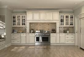 Off White Antique Kitchen Cabinets Kitchen Crafters - Antique kitchen cabinet
