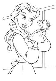 disney beauty beast belle coloring books movies