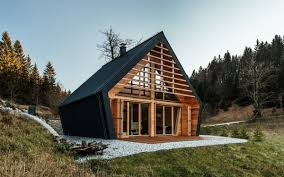 Tiny Cabin Studio Pikaplus The Wooden House Tiny Cabin Insidehook