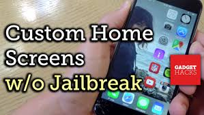 customize home customize your iphone s home screen layout without jailbreaking how