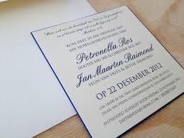wedding invitations gauteng afrikaans wording for wedding invitations