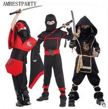 Kids Ninja Halloween Costume Popular Ninja Halloween Costumes Buy Cheap Ninja Halloween