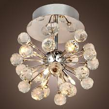 Modern Ceiling Lights by Lightinthebox Max 10w K9 Crystal Chandelier With 6 Lights In Globe