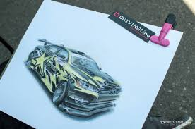 drift cars drawings deven hitchens formula draw drivingline
