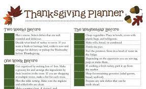 thanksgiving meal planner annaunivedu