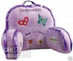 princess bed rest lounge pillow new kids princess bed rest
