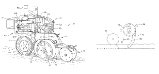patent us7726251 agricultural seeding apparatus and method for