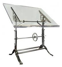 Cheap Drafting Table Glass Drafting Tables Foter