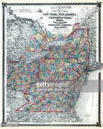 map of maryland delaware and new jersey illinois 1875 new york new jersey pennsylvania ohio delaware