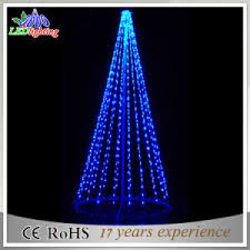 Spiral Light Christmas Tree Outdoor by China Artificial Outdoor Spiral Led Christmas Tree Flashing Giant