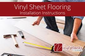 Installing Vinyl Sheet Flooring Tips To Install Vinyl Sheet Flooring