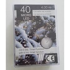 fairy string lights battery operated timer waterproof outdoor