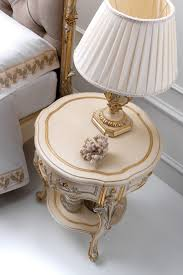 47 best luxury bedroom collection images on pinterest bedroom the ornate ivory and gold italian small round bedside table at juliettes interiors is divine