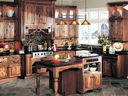 knotty hickory cabinets kitchen rustic hickory rta kitchen cabinets cabinet designs