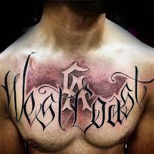 103 impressive script tattoos designs and ideas golfian com